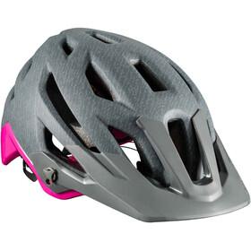 Bontrager Rally MIPS CE Cykelhjelm Damer grå/pink